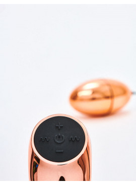 Huevo Vibrador Rosy Gold