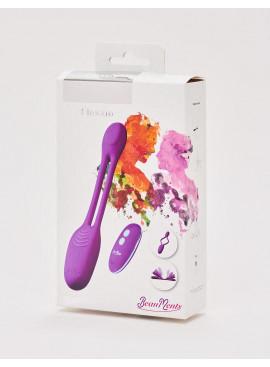 Vibrador Beauments Flexxio Violeta